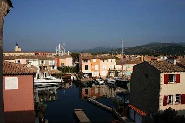 App 2 in port GRIMAUD