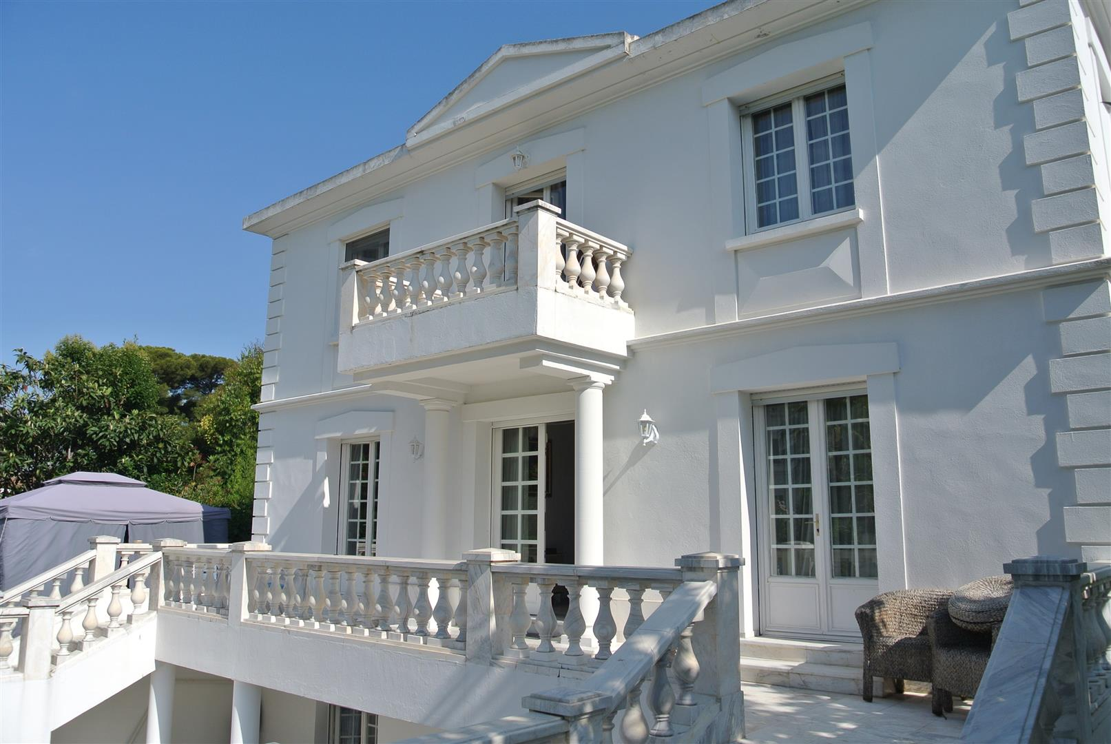 Splendid holiday villa in Cap D'Antibes,Cote d'Azur